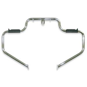 MULTIBAR – 1304 Engine Guard and Highway Bar For Harley Davidson Dyna models wstock forward controls 1991-2018